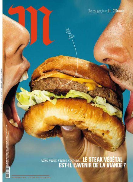 Le Monde Magazine – 10 Juillet 2021