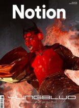 Notion Magazine – Issue 86 – Winter 2019