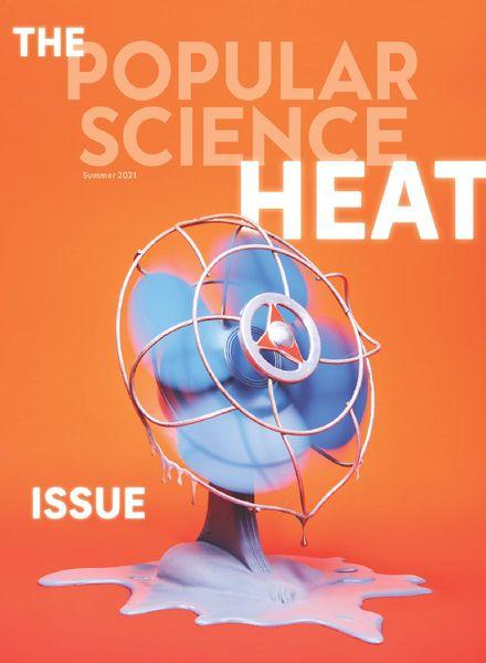 Popular Science USA – June-July 2021