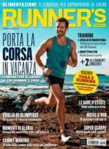 Runner's World Italia – Agosto 2021