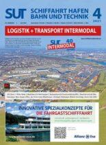 Schiffahrt Hafen Bahn und Technik – Juni 2021