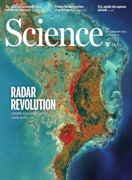 Science – 26 February 2021