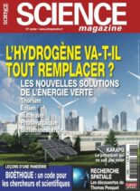 Science Magazine – Aout-Octobre 2021