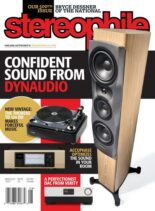 Stereophile – August 2021