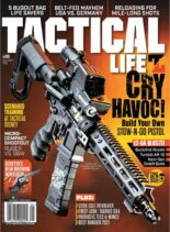 Tactical Weapons – August 2021