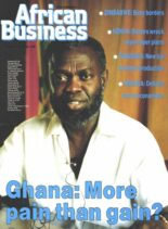 African Business English Edition – March 1990