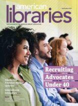 American Libraries – July 2021