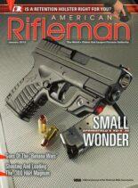 American Rifleman – January 2013