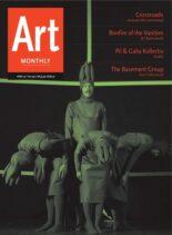 Art Monthly – April 2007