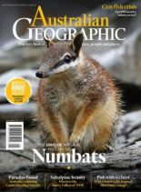 Australian Geographic – July-August 2021