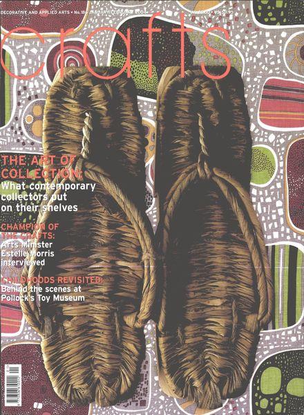 Crafts – January-February 2004