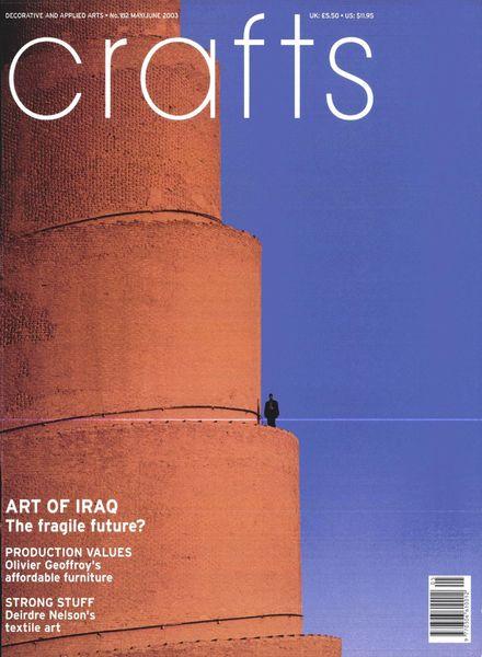 Crafts – May-June 2003