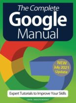 Google Complete Manual – July 2021