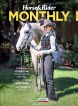 Horse & Rider USA – July 2021