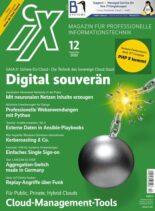 iX Magazin – Dezember 2020