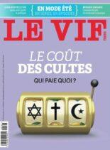 Le Vif L'Express – 8 Juillet 2021
