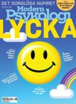 Modern Psykologi – 09 juli 2021
