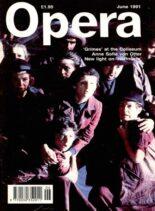 Opera – June 1991