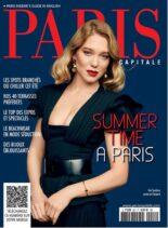 Paris Capitale – juillet 2021