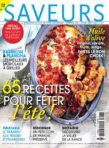 Saveurs France – Juillet-Aout 2021