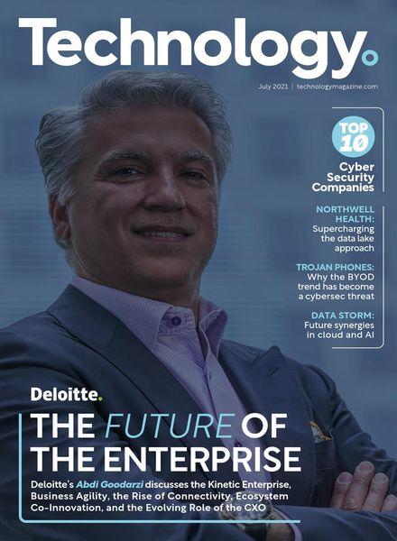 Technology Magazine – July 2021