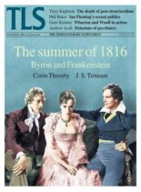 The Times Literary Supplement – 10 June 2016