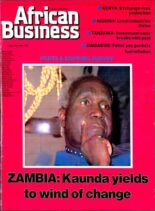 African Business English Edition – July 1990