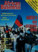 African Business English Edition – November 1989
