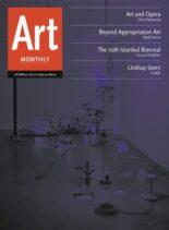 Art Monthly – October 2007