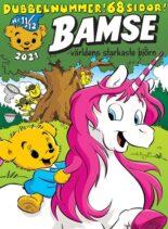 Bamse – 13 juli 2021