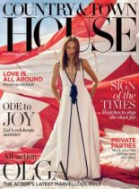 Country & Town House – July-August 2021