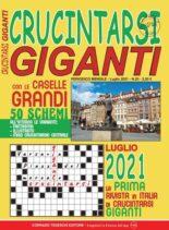 Crucintarsi Giganti – luglio 2021