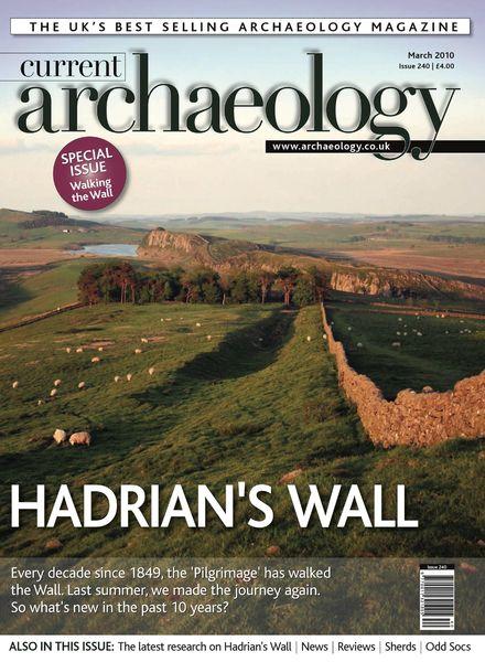 Current Archaeology 2010全年 《当代考古学》144 作者:思秋悟春 帖子ID:263028