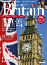 Discover Britain – August 2021