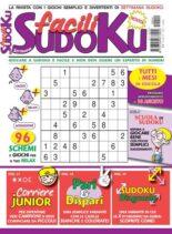 Facili Sudoku – luglio 2021