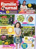 Familie Journal – 05 juli 2021