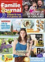 Familie Journal – 12 juli 2021