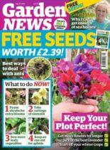 Garden News – 13 July 2021