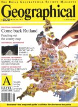 Geographical – June 1993