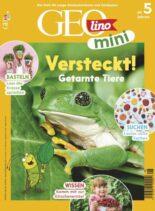 GEOmini – August 2021