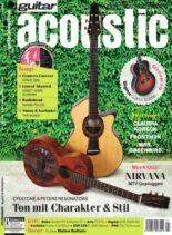 Guitar Acoustic – Juni-Juli 2021
