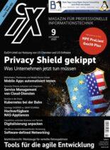 iX Magazin – September 2020