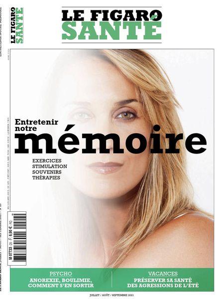 Le Figaro Sante – Juillet-Septembre 2021