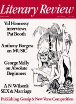 Literary Review – April 1986