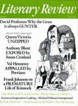 Literary Review – July 1987