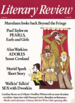 Literary Review – June 1987