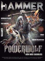 Metal Hammer Espana – julio 2021