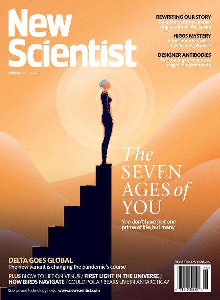 New Scientist – July 03, 2021