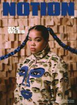 Notion Magazine – Issue 89 – Spring 2021