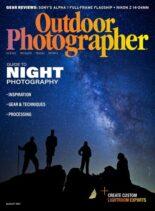 Outdoor Photographer – August 2021
